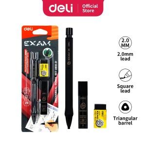 Harga deli   eu61021 pensil mekanik ujian 2b peralatan ujian | HARGALOKA.COM