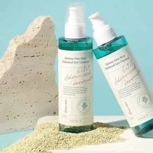 Harga axis y quinoa one step balanced gel cleanser 180ml   | HARGALOKA.COM