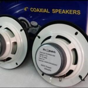 Harga speaker coaxial the punch high | HARGALOKA.COM