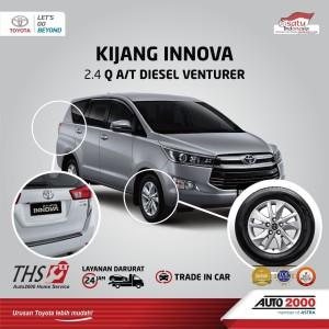 Harga kijang innova 2 4 q a t diesel venturer booking fee   HARGALOKA.COM