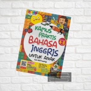 Harga kamus praktis bahasa inggris untuk anak 4 8 | HARGALOKA.COM