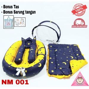 Harga kasur bayi lipat model perahu kasur bayi boat tempat tidur bayi   HARGALOKA.COM
