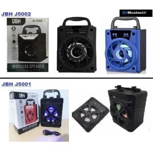 Harga speaker bluetooth mini jb 5002 jb 5001 speaker wireless usb tf | HARGALOKA.COM