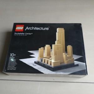 Harga lego architecture 21007 rockefeller | HARGALOKA.COM