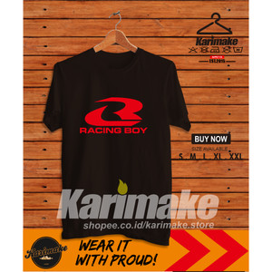 Harga Kaos Raglan Racing Boy Katalog.or.id