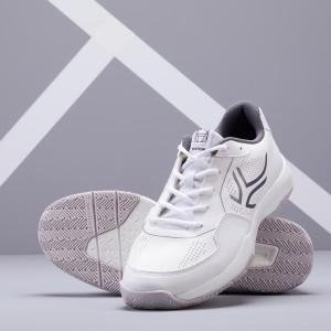 Harga artengo sepatu tenis pria ts110 putih pria decathlon   8542815     HARGALOKA.COM