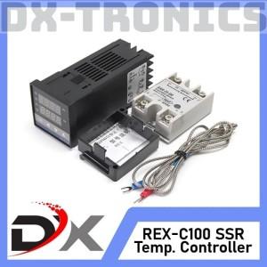 Katalog Rex C100 Pid Temperature Controller Termostat Output Relay Katalog.or.id
