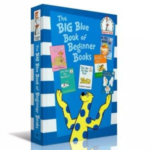 Harga dr seuss blue the big blue book of beginner books buku import | HARGALOKA.COM