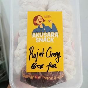 Harga cireng rujak full box khusus sidoarjo surabaya   saus | HARGALOKA.COM