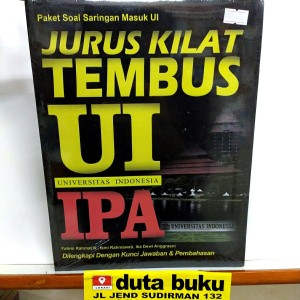 Harga buku paket saringan masuk ui universitas indonesia jurusan | HARGALOKA.COM
