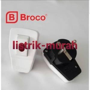 Harga broco steker saklar lampu on off 13311l | HARGALOKA.COM