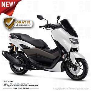Harga yamaha all new nmax non abs 2020 otr jadetabek sepeda motor   | HARGALOKA.COM