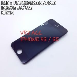 Harga lcd fullset iphone 5s iphone 5 se touchscreen | HARGALOKA.COM