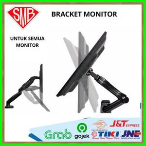 Harga bracket monitor tv 20 27 inch harga   HARGALOKA.COM