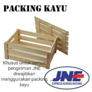 Harga packing kayu khusus pengiriman via | HARGALOKA.COM