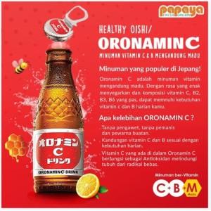 Harga oronamin c drink vitamin c madu untuk menjaga daya tahan | HARGALOKA.COM