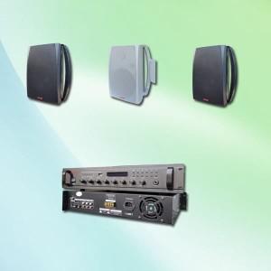 Harga sound system audio paket resto   cafe auland cb14 pakai 3 unit   HARGALOKA.COM