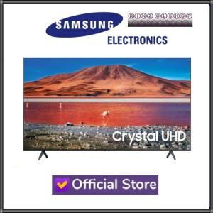 Harga led tv samsung 65tu7000 crystal uhd 4k flat 65 inch | HARGALOKA.COM