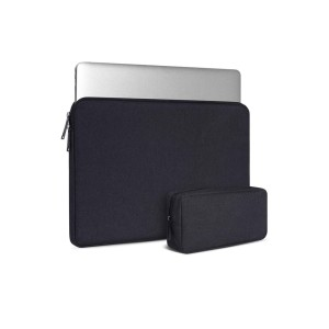 Harga tas sarung laptop sleeve case waterproof with pouch 13 14 | HARGALOKA.COM