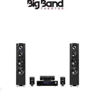 Harga home theater polytron big band bb 5510 5 0 channel | HARGALOKA.COM