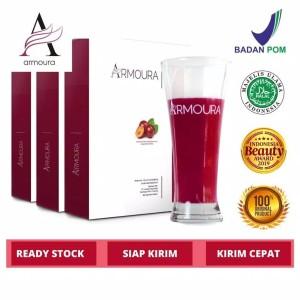 Harga paket 3 box armoura best seller bisa bayar di rumah | HARGALOKA.COM