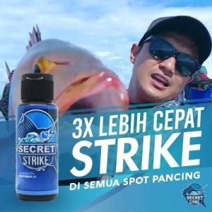 Harga essen umpan pancing mancing ikan secret strike joran soft lure | HARGALOKA.COM