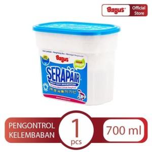 Harga bagus serapair square box 700 ml extra | HARGALOKA.COM
