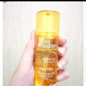 Harga Wardah Face Mist Katalog.or.id