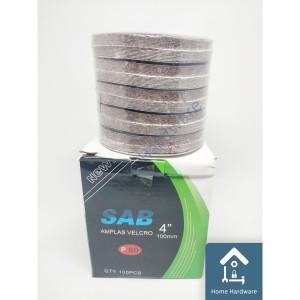 Harga Amplas Bulat Velcro 4 Grit 80 Katalog.or.id
