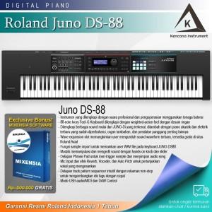 Harga synthesizer roland juno ds88 ds 88 junods 88 digital | HARGALOKA.COM