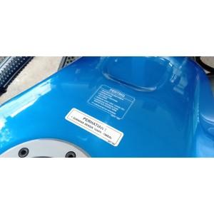 Harga stiker striping penting perhatian tangki ninja zx s r ss rr 250 | HARGALOKA.COM