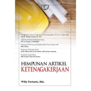 Harga himpunan artikel ketenagakerjaan willy   HARGALOKA.COM