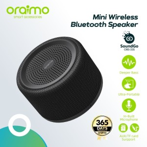 Harga oraimo soundgo blutooth speaker | HARGALOKA.COM