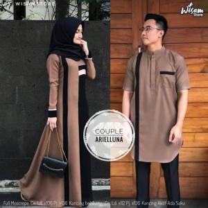 Harga baju couple motif arielluna couple   | HARGALOKA.COM