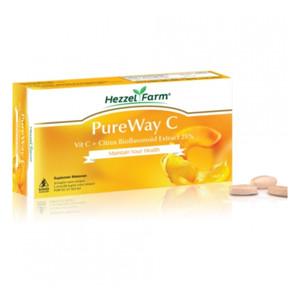 Harga buy 3 get 1 free pureway c unihealth soho vitamin c 30 kaplet | HARGALOKA.COM