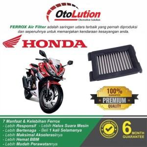 Harga filter udara ferrox honda cbr 150 facelift led 2016 2017 8495 | HARGALOKA.COM