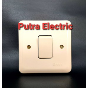 Harga saklar lampu broco engkel new gee 6621 ib msk tembok warna | HARGALOKA.COM