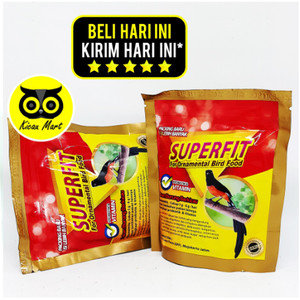 Katalog Superfit Gold High Protein 100gr Voer Pur Kasar Katalog.or.id