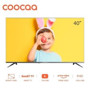 Harga coocaa led tv 40s3c smart tv full hd   40 inch garansi resmi 3 | HARGALOKA.COM