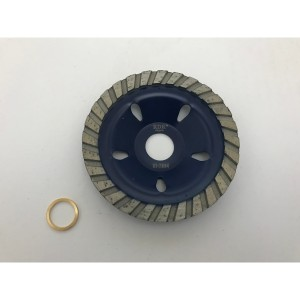Info Promo 75mm 180 Grit Diamond Grinding Wheel Cup Grinder Milling For Katalog.or.id