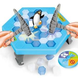 Harga mainan penguin trap ice | HARGALOKA.COM