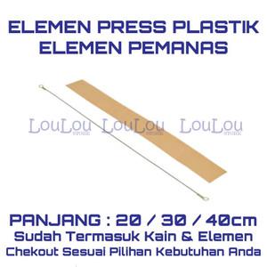 Harga Elemen Plastic Impulse Sealer 30 Cm Katalog.or.id