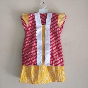 Harga stelan baju anak batik parang | HARGALOKA.COM