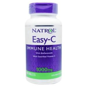 Harga natrol easy c 1000mg 45 tablets vitamin c untuk daya tahan | HARGALOKA.COM