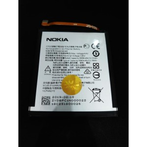 Harga baterai nokia 6 1 plus x6 x5 nokia 5 1 plus he342 original | HARGALOKA.COM
