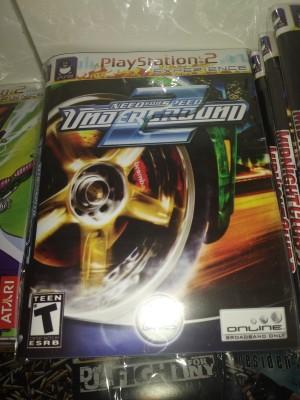 Harga kaset game ps 2   play station 2 need for speed underground   HARGALOKA.COM