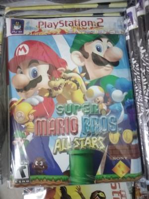 Harga kaset game ps 2   play station 2 super mario bros all   HARGALOKA.COM