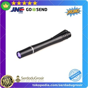 Harga taffled ultraviolet uv light pen mini senter led 395nm   uv 10 | HARGALOKA.COM