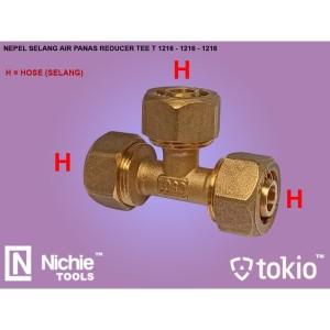 Harga nepel selang air panas reducer tee t 1216   1216   | HARGALOKA.COM