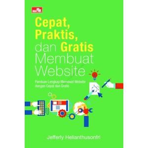 Harga cepat praktis dan gratis membuat website   jefferly | HARGALOKA.COM
